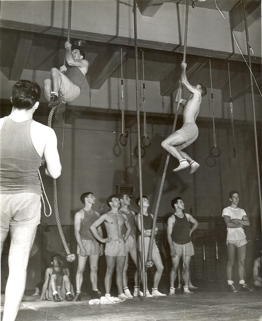 Physical Education In The 1950s Physical Education