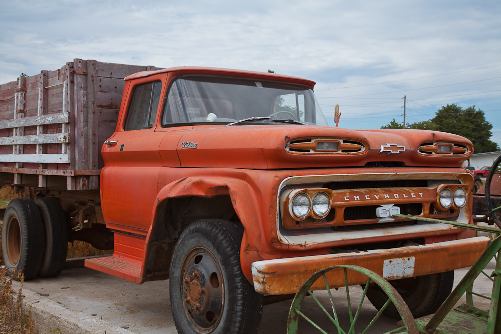 Chevy Truck New >> 1960 or 61 Chevrolet Viking 60   Ray Kasal   Flickr