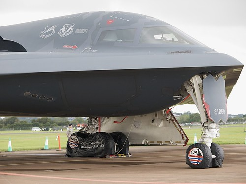 Northrop Grumman B-2A Spirit | by Nigel Musgrove-1.5 million views-thank you!