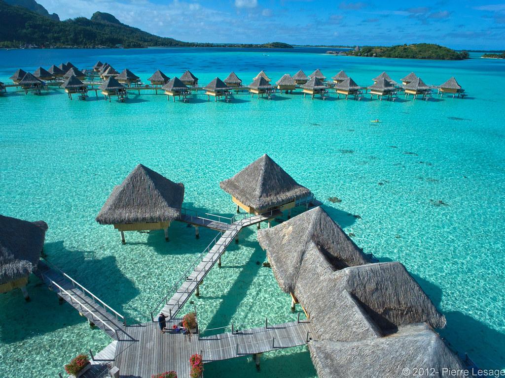 Intercontinental Le Moana Resort Bora Bora (Bora Bora, Fransk Polynesia)