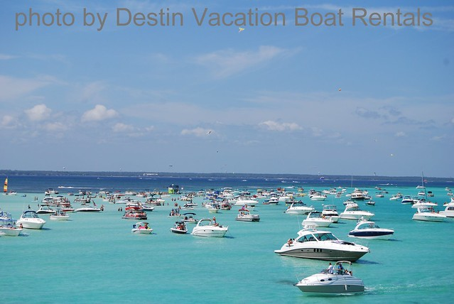 Destin Florida Crab Island Water Park