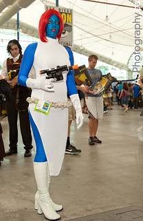 Cosplayer at Comic-Con SDCC 2012 | by andreas_schneider