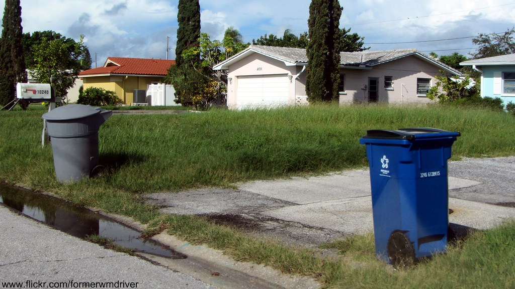 City Of Blue Island Garbage