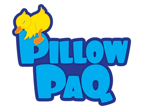 PillowPaq Logo | by ChristieGraphicDesign