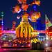 Disneyland - Tomorrowland Compression