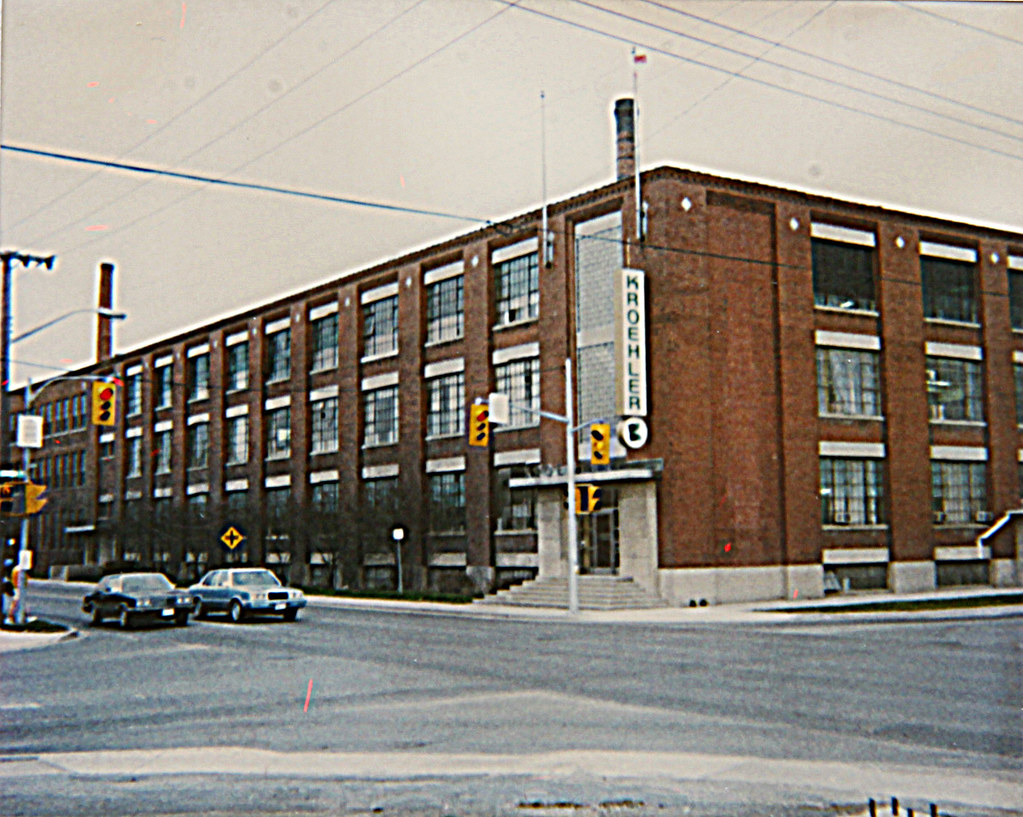 Kroehler Furniture Mfg Img 6726 This Picture Was Taken Se Flickr