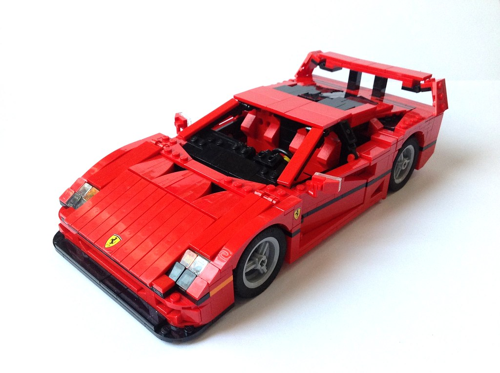 ferrari f40 the car that changed the world i give flickr. Black Bedroom Furniture Sets. Home Design Ideas