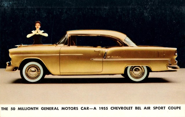 1955 chevrolet bel air sport coupe flickr photo sharing - 1955 chevrolet belair sport coupe ...
