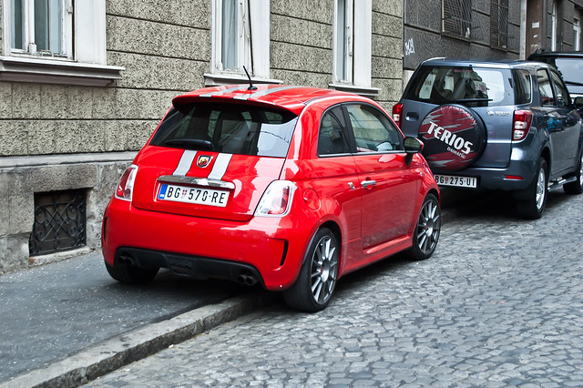fiat 500 abarth 695 tributo ferrari flickr photo sharing. Black Bedroom Furniture Sets. Home Design Ideas