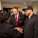 Marc Morial and Rev. Yearwood at the 2012 State of Black America Town Hall