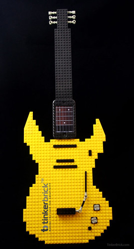 TinkerBrick iPod Lego Guitar | by Participatory Learning