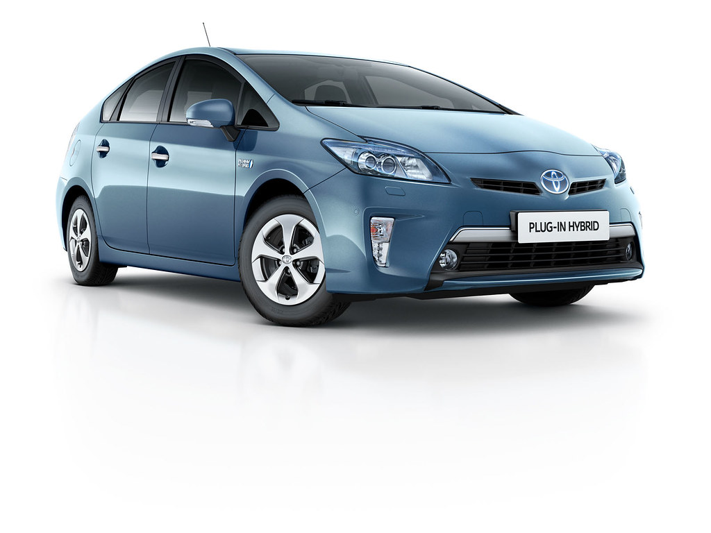toyota prius plug in hybrid 2012 exterior toyota motor europe flickr. Black Bedroom Furniture Sets. Home Design Ideas