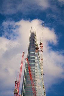 The Shard London | by lorenzoviolone