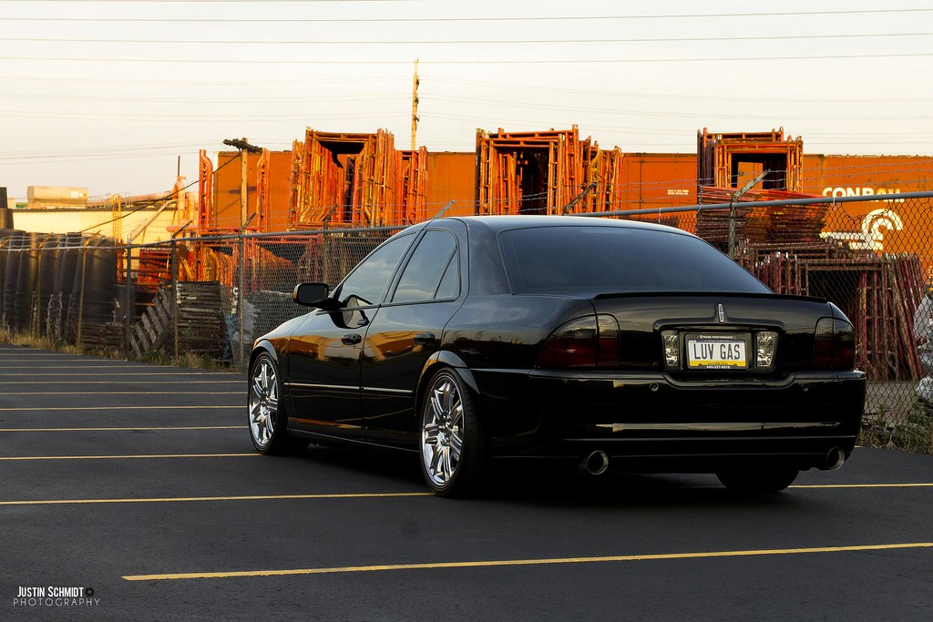Lincoln LS | First Production set of Stance-USA GR+ ...