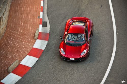 MP4-12C going into the famous corner | by Mitch Wilschut | Photography