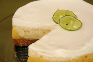 key lime cheesecake 7 | by crumblycookie