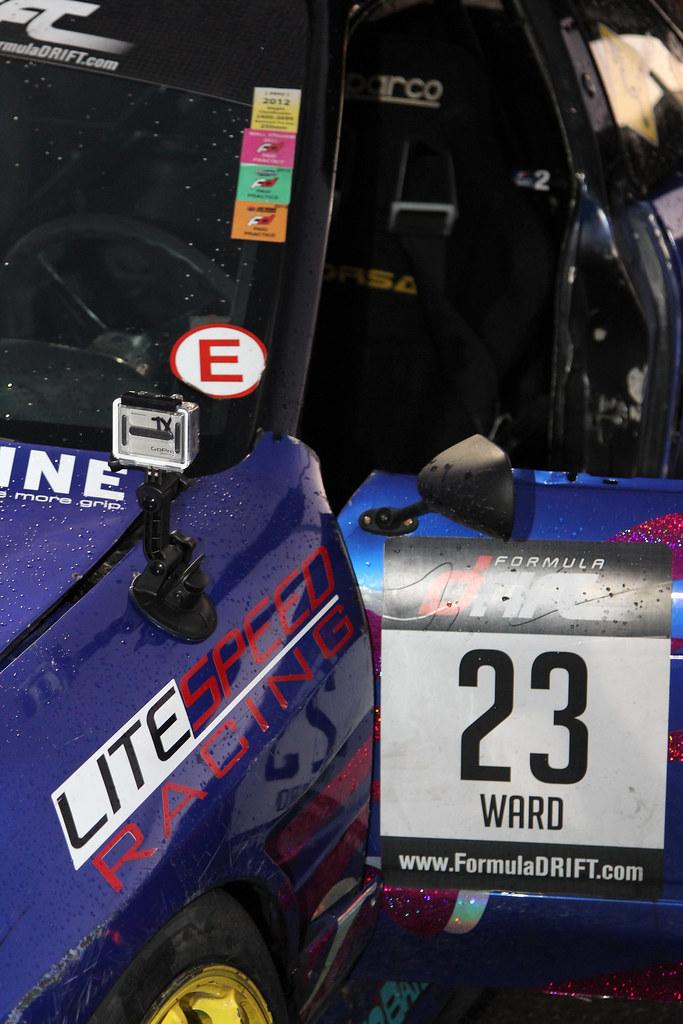 Chris Ward  Formula Drift  Las Vegas After Dark Round 6
