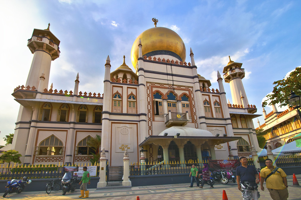 Sultan Mosque Sultan Mosque For Ur Ultimate Viewing