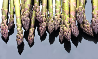 raw asparagus | by Muffet