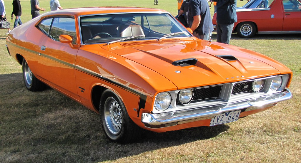 74 ford xb falcon gs coupe dat67cardude flickr