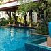 Swimming pool bar, Novotel Suvarnabhumi Airport Hotel, Bangkok