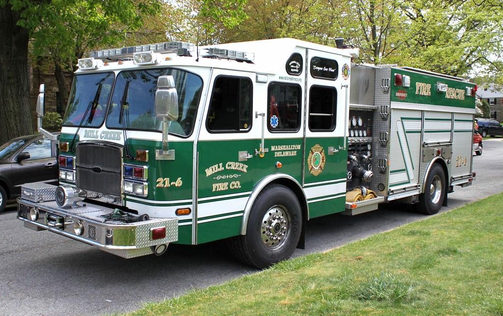 Rescue Engine 216 2006 E One Cyclone Ii Rescue Pumper
