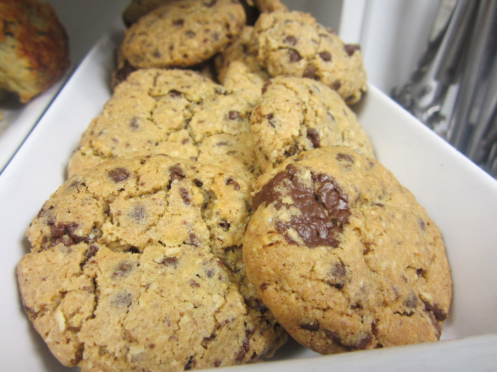 Oatmeal Cookies From Spice Cake Mix