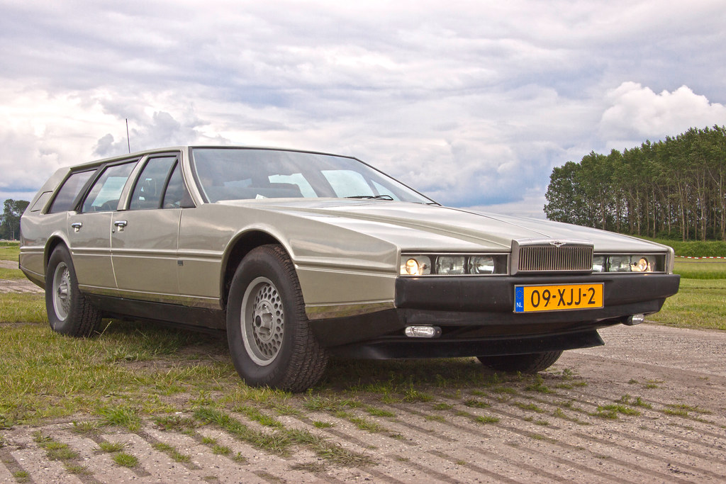 Aston Martin Lagonda Shooting Brake 1980 0229