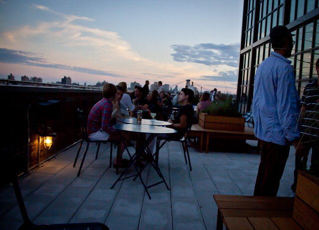 Exterior: The Ides: The Wythe Hotel Rooftop Bar - Brooklyn