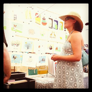 Rocking' @RenegadeCraft, booth #165 in the sun :) | by strawberryluna