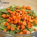 Asian Peanut Salad: Carrots