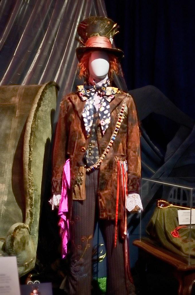 Mad Hatter Costume from Tim Burton's Alice in Wonderland ...  Mad
