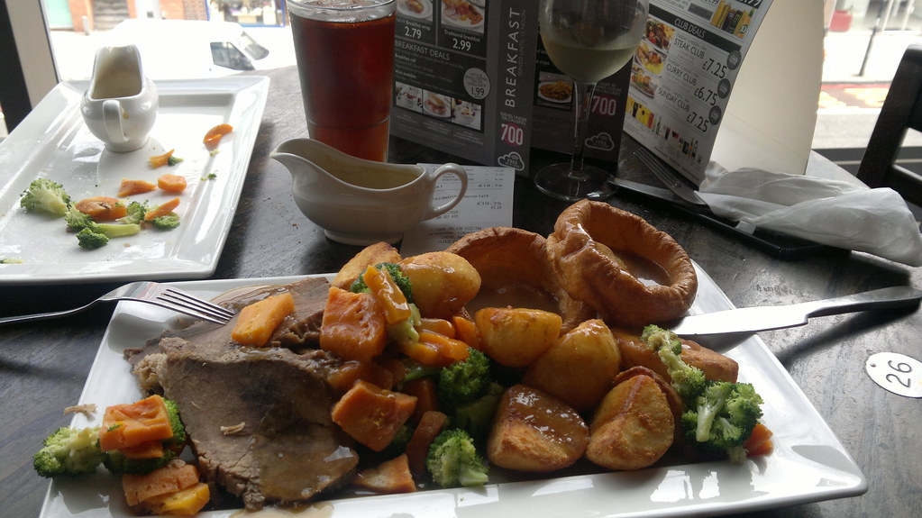 Today S Dinner Wetherspoons Finchley Road O2 Centre