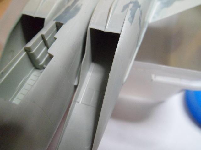 Pas-à-pas : MiG 25 Foxbat [Condor 1/72] - Page 2 26789864491_dc2fcdcde8_o