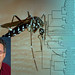 Los Alamos National Lab epidemiologist Brian Foley co-authored a chapter on Zika virus in a recently published book on global virology and said there is little for New Mexicans to worry about when it comes to being infected with Zika.
