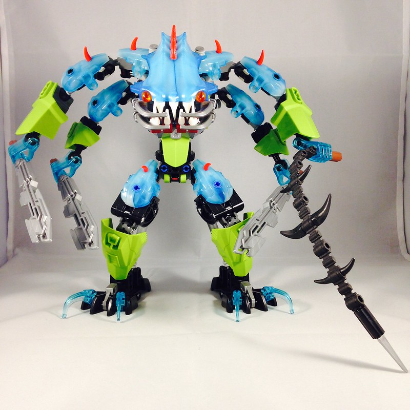 Nocturn The Condemned Bionicle Based Creations Bzpower