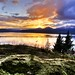 Sandpoint, Idaho Sunset