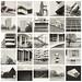 Stadt der Zukunft / City of the Future 100x100cm print