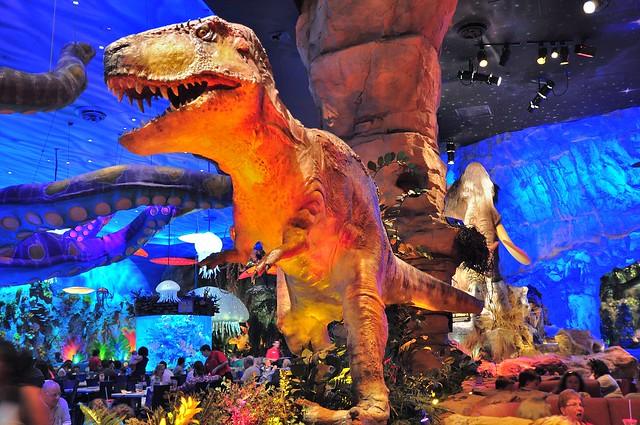 T rex cafe flickr photo sharing for Restaurant t rex