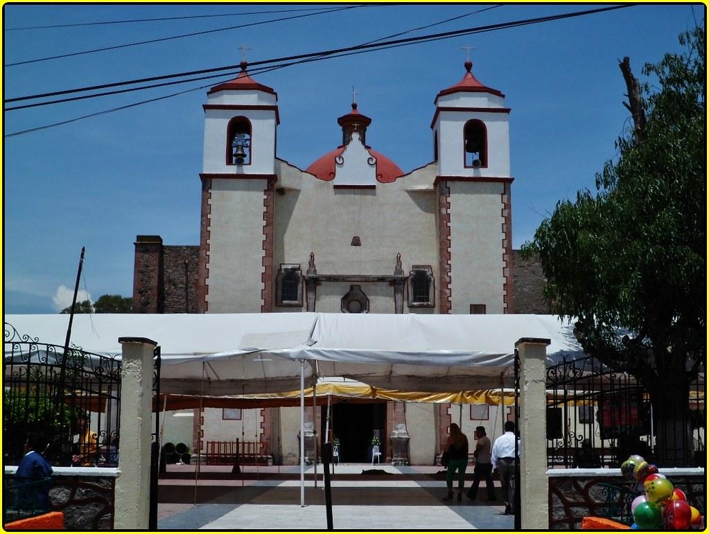 Parroquia San Pablo Apóstol,Huehuetoca,Estado de México ...