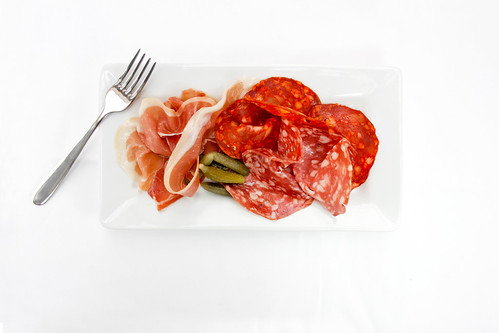 Charcuterie Plate © Royal Opera House Restaurants 2012 | by Royal Opera House Covent Garden