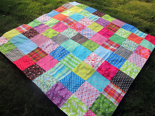Lecien Dots Picnic Blanket | by StitchedInColor