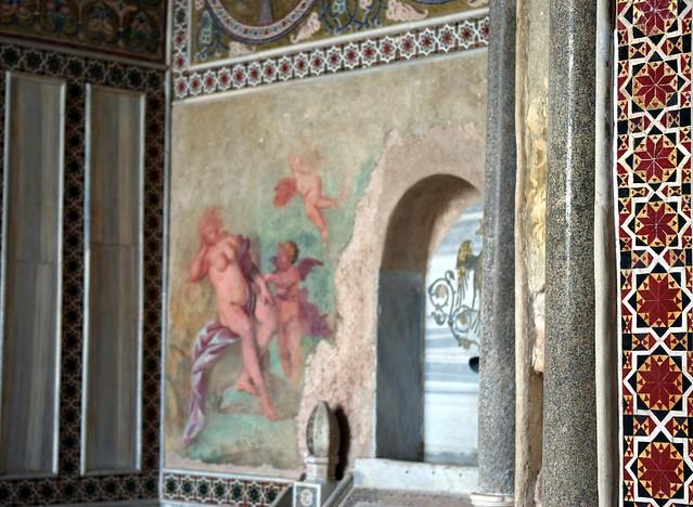 Castello della zisa interni copyright 2012 di modica for Planimetrie della camera a castello