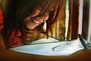 The joy of art... | by carf
