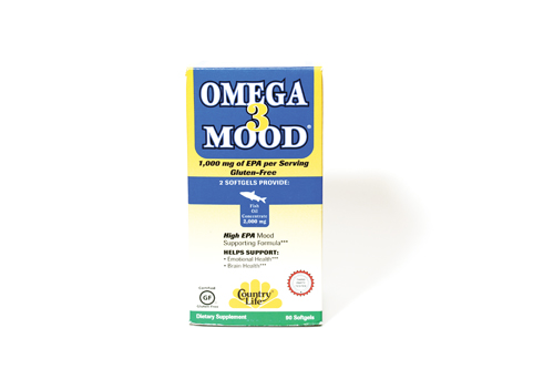 Country Life Omega 3 Mood | by Native Sun Natural Foods Market