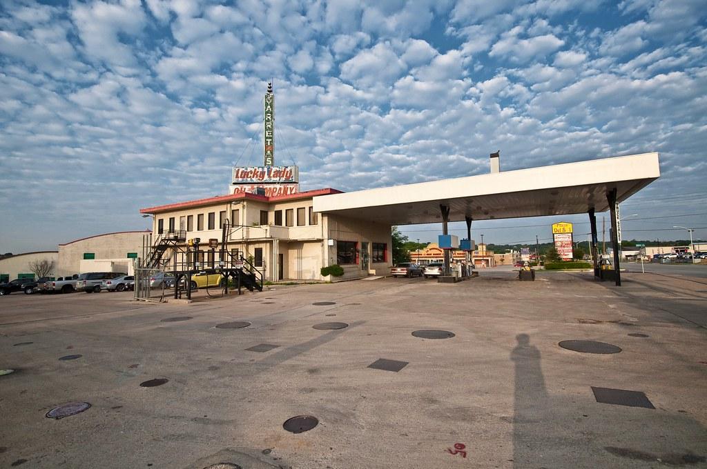Lucky lady oil company