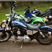 Harley's & Honda