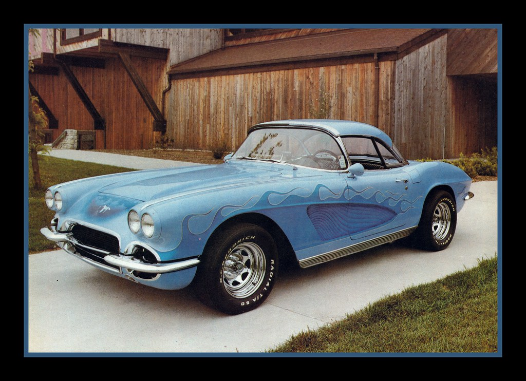 39 62 corvette show car 1977 cosmo lutz flickr. Black Bedroom Furniture Sets. Home Design Ideas