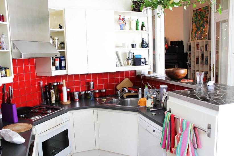 Kitchen Breakfast Bar Layout