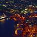 Hakodate Harbor at night 函館 北海道